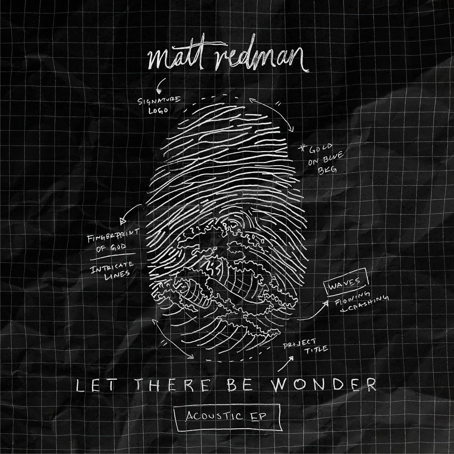 Let There Be Wonder (Acoustic) - Matt Redman